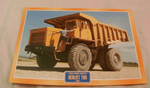 Berliet T60 1969 Construction tipper 1993 truck framed picture